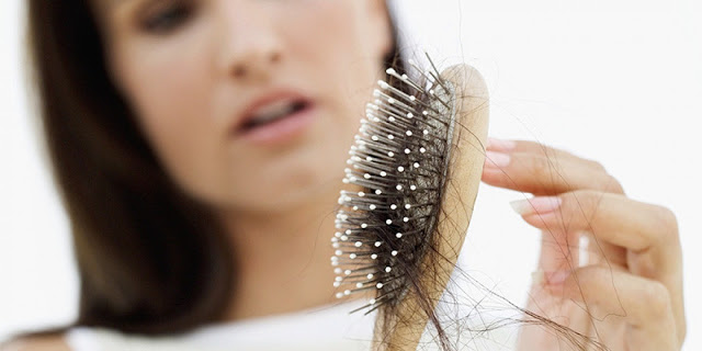 Struggling with Hair fall? Here are the health tips to fight it off naturally!