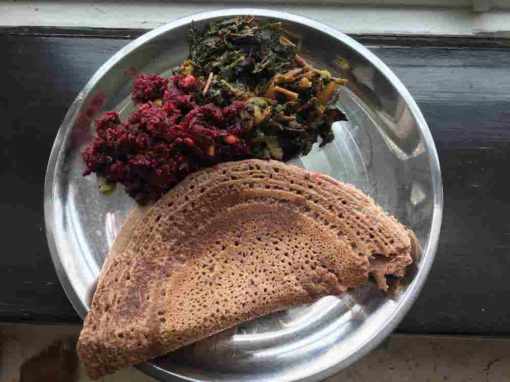 Iron Rich Recipes – Beets, Amaranth, & Ragi Dosa