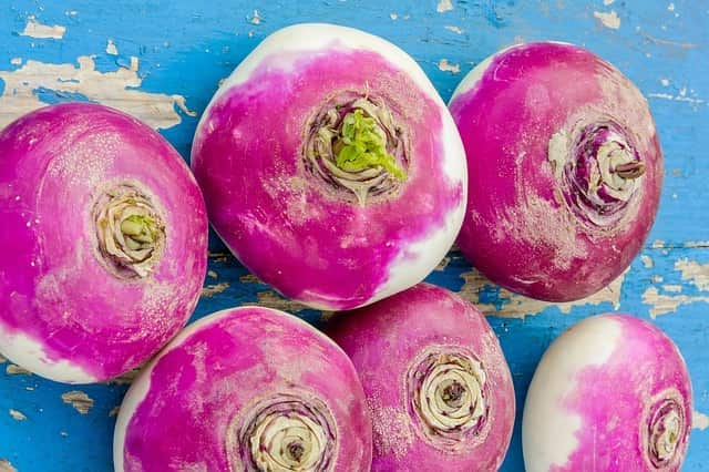 Turnip Health Benefits and Easy Recipe